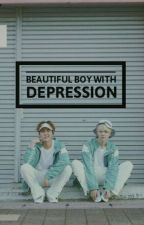 Beautiful boy with depression ( M. Y. G + J. H. S) by Kamz_underrrated