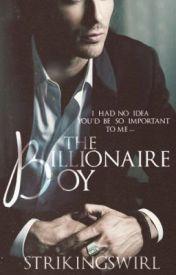 The Billionaire Boy by strikingswirl
