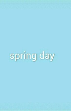 spring day | rant/spam book by ramsuga