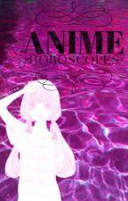 Anime horoscopes  by waifueto