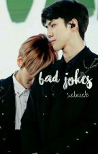 [bad jokes] - sebaek - oneshot by imnotjaebum