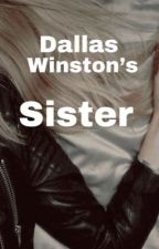 Dallas Winston's sister ( The Outsiders FF ) by xxxtheoutsidersxxx