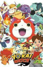 Yo-Kai Watch x Half Yo-Kai Reader by Bluewolf234