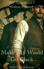 Make My World Go Black by TMNT221BHobbit