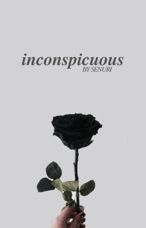 inconspicuous | poetry by silentsomber