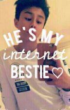 HE'S MY INTERNET BESTIE ♡ || KENNETH SAN JOSE FAN FICTION || by KYLA-C