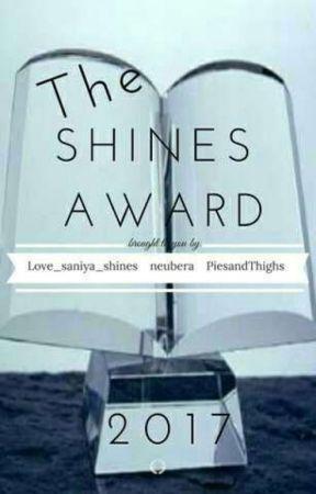 Shines 2017 by ShinesAward