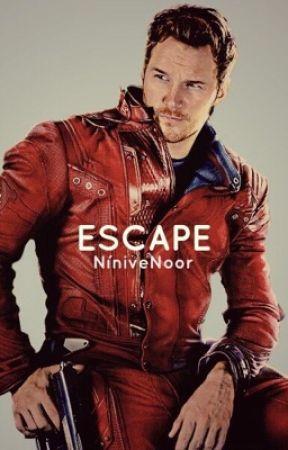 ESCAPE | Star Lord by NiniveNoor