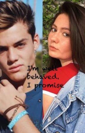 I'm well behaved. I promise  by Katsimonsen