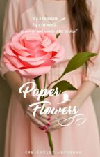 Paper Flowers by PetiteTaiga