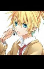 un chico vocaloid es mi compañero de secundaria?! (tu y Len) by FerNeko