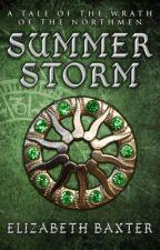Summer Storm by elizabethkbaxter