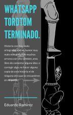 WhatsApp   TordTom//TomTord    by -Edu_Stref