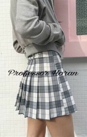 Professor Horan (student x teacher)  by heathersaesthetic