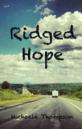Ridged Hope by michaela_ivy