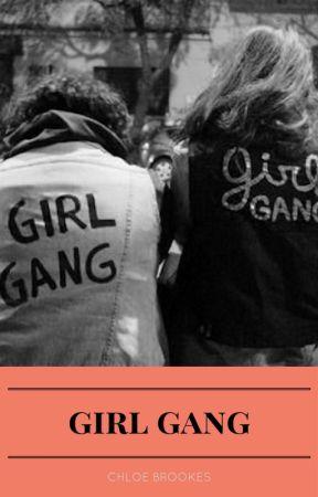 girl gang by cantspeakcantsleep