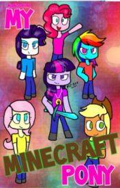 My Minecraft Pony by MangoKiwi