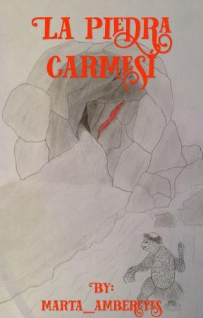 La piedra carmesí by marta_ambereyes
