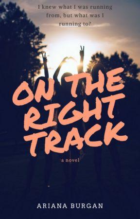 On the Right Track by cyberbasedari