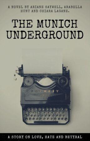 The Munich Underground by OfficiallyMe1815