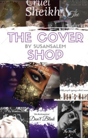 ~ COVER SHOP  II  OPEN ~ by susansalem