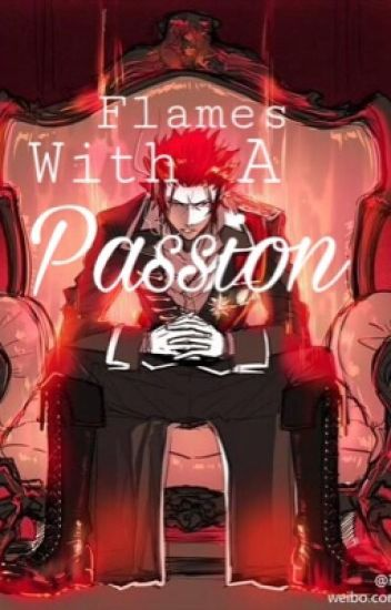 Flames With A Passion {Mikoto Suoh x Reader}