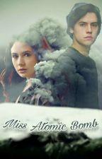Miss Atomic Bomb (Jughead Jones) by WeAllBreakSometime