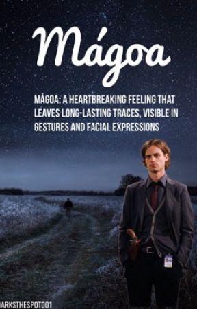 Mágoa // Spencer Reid by xmarksthespot001