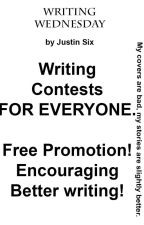Writing Wednesdays - Writing Contest by JustinBruystens9