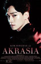 AKRASIA ↯ [kim jongdae] by AIIIWantForNewtmas