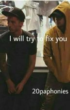 I will try to fix you (Joshler) by 20paphonies
