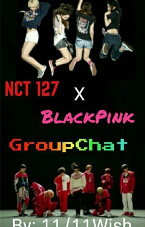 BlackPink x NCT Group Chat by Candy-Trailex