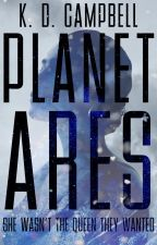 Planet Ares ❄️ (Alien Fairy Tales) by KDCampbell