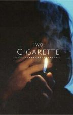 Two Cigarette by Whoisivi
