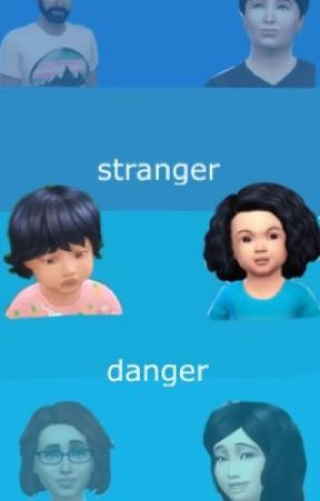 Stranger Danger by redplaybutton