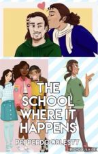 The School Where it Happens by PepperDoodles77