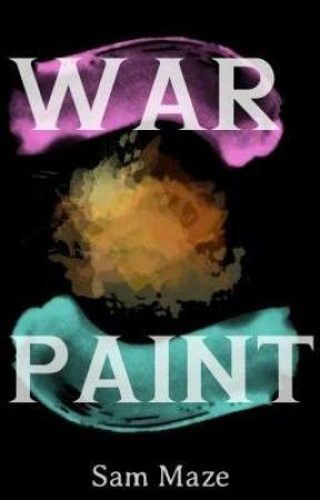 War Paint by SamMaze