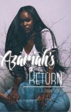 Azariah's Return. by ognicki_