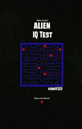 Alien IQ Test by xenoX323