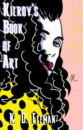 Kilroy's Book of Art by Mijuu_Coconut