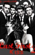 Last First Kiss 2: Through The Dark (1D/Harry Styles Fanfiction) by socallmebella