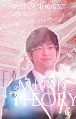 Music Theory {Kyoya Ootori} by NarnianHobbit