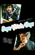 • Boys likes Girls and Boys • (Boys/Girls/Boys) by Larry_SG17