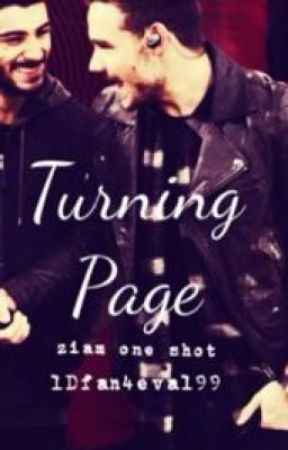 Turning Page (Ziam One Shot) by 1Dfan4eva199