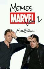 Memes Marvel Vol.2 by -MrsEvans