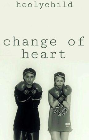 Change Of Heart (Bad Boy #1) by rainbowsandunicorns7
