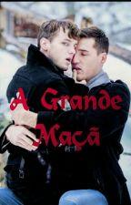 A Grande Maçã  (Romance gay) by brenner200