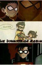 The Dynasty Of Robin by ViolaTmntBtrTT