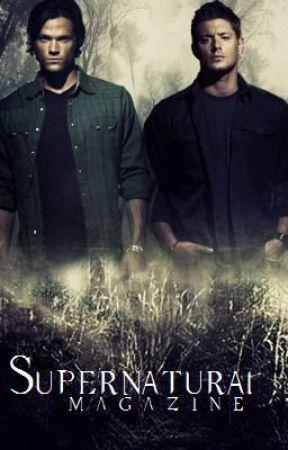 Supernatural Magazine - December 2013 by SupernaturalMagazine