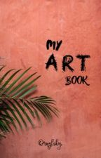 My Art Book by Ornglsky